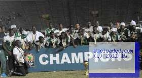 NFF pay $500,000 to victorious U-23 Nigeria players